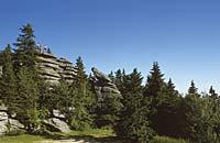 Wanderurlaub im Dreiländereck Bayerischer Wald - Böhmerwald - Oberösterreich