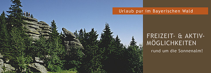 Urlaub im Passauer Land Bayerischer Wald