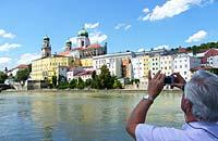 Dreiflüssestadt Passau - Tor zum Bayerischen Wald