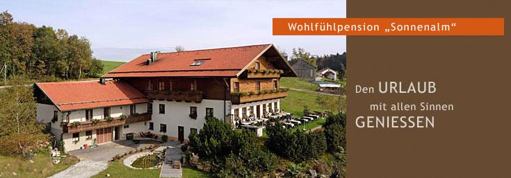 Hotel Sonnenalm Liebl - Urlaub im Passauer Land